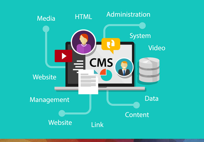 Content Management System Website Designs - Dubai
