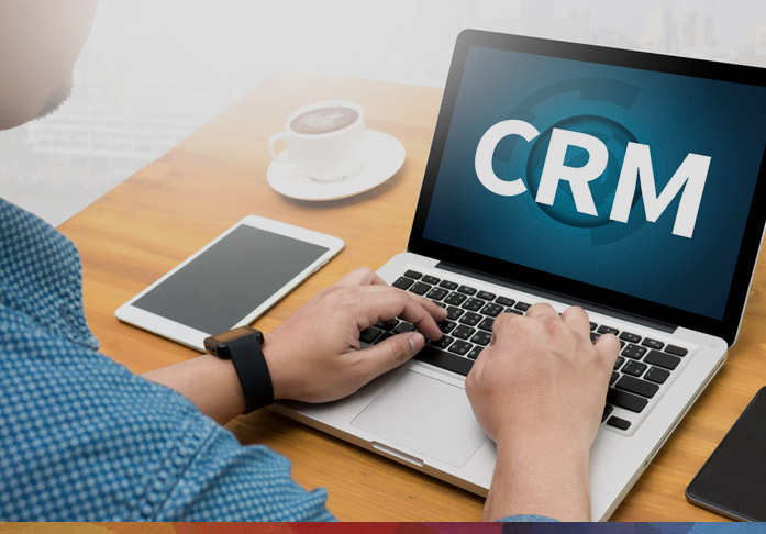 Customer Relation Management - CRM image