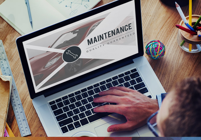web maintenance - image