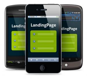 Landing Page Optmisation