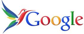 Hummingbird Google Logo