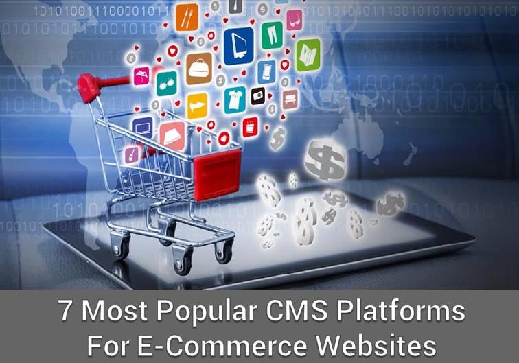 Ecommerce CMS Platforms