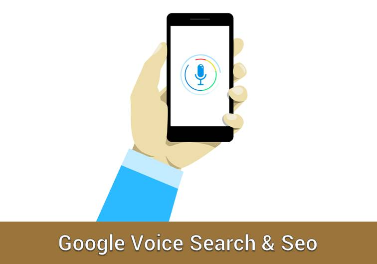 Google Voice Search and Seo