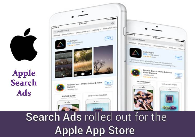 Search Ads Rolled Out For The Apple App Store