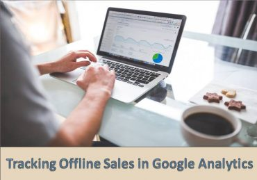 Google Analytics Tracking Offline-Sales