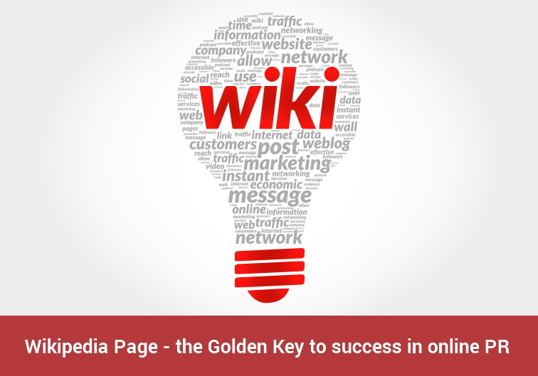 Wikipedia Page Creation: Blog