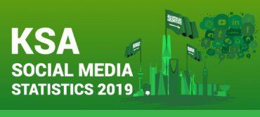 social media statistics in saudi arabia