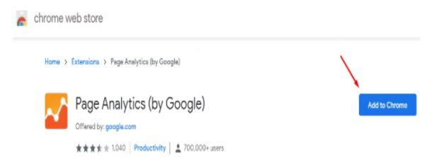 Google Analytics heat mapping