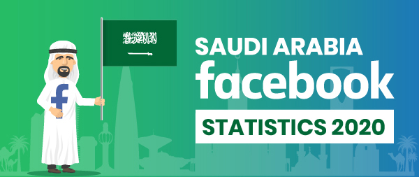 Saudi Arabia Facebook User Statistics 2020