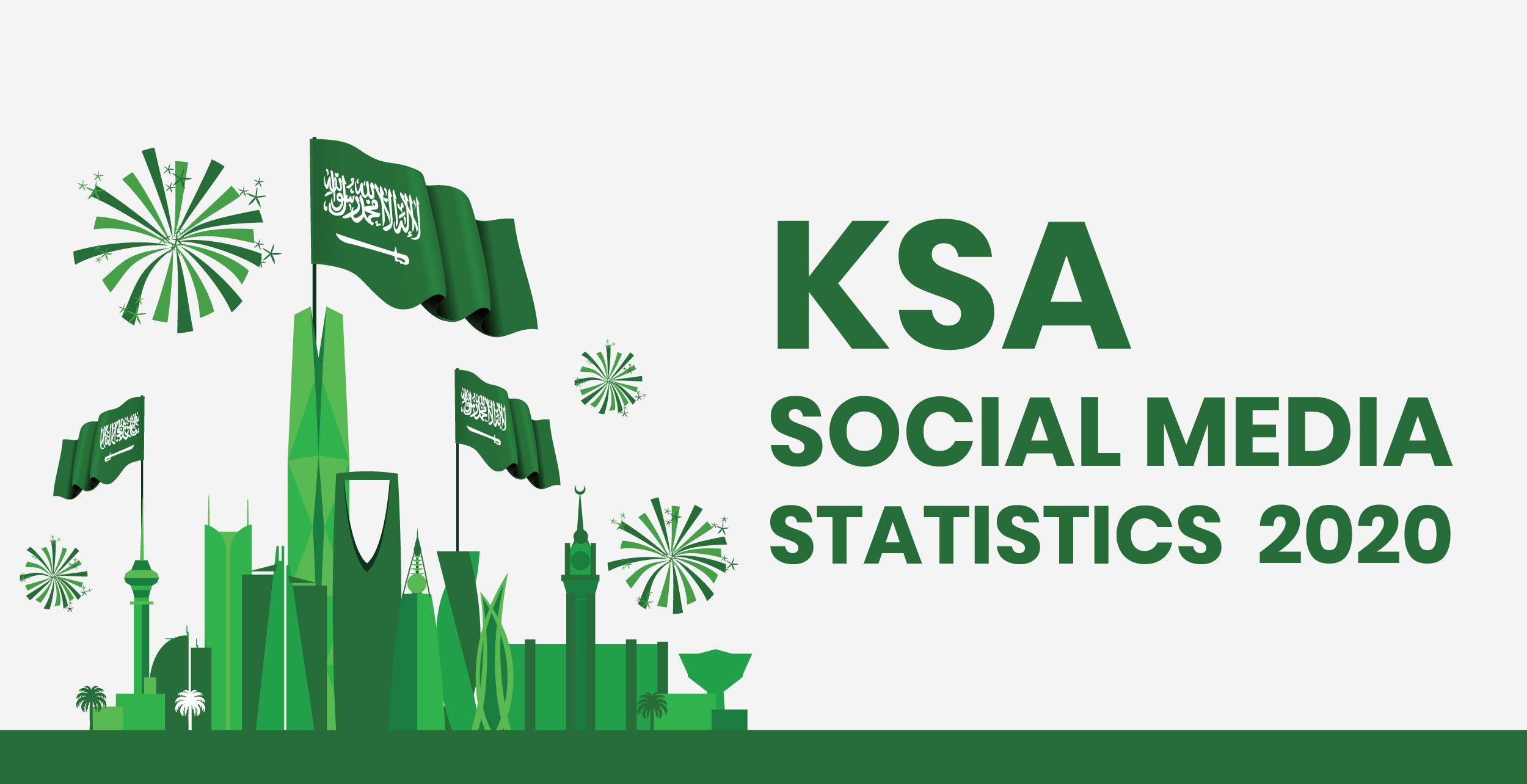 KSA Social Media Stats 2020