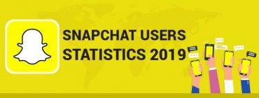snapchat statisitics