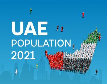 uae population 2021